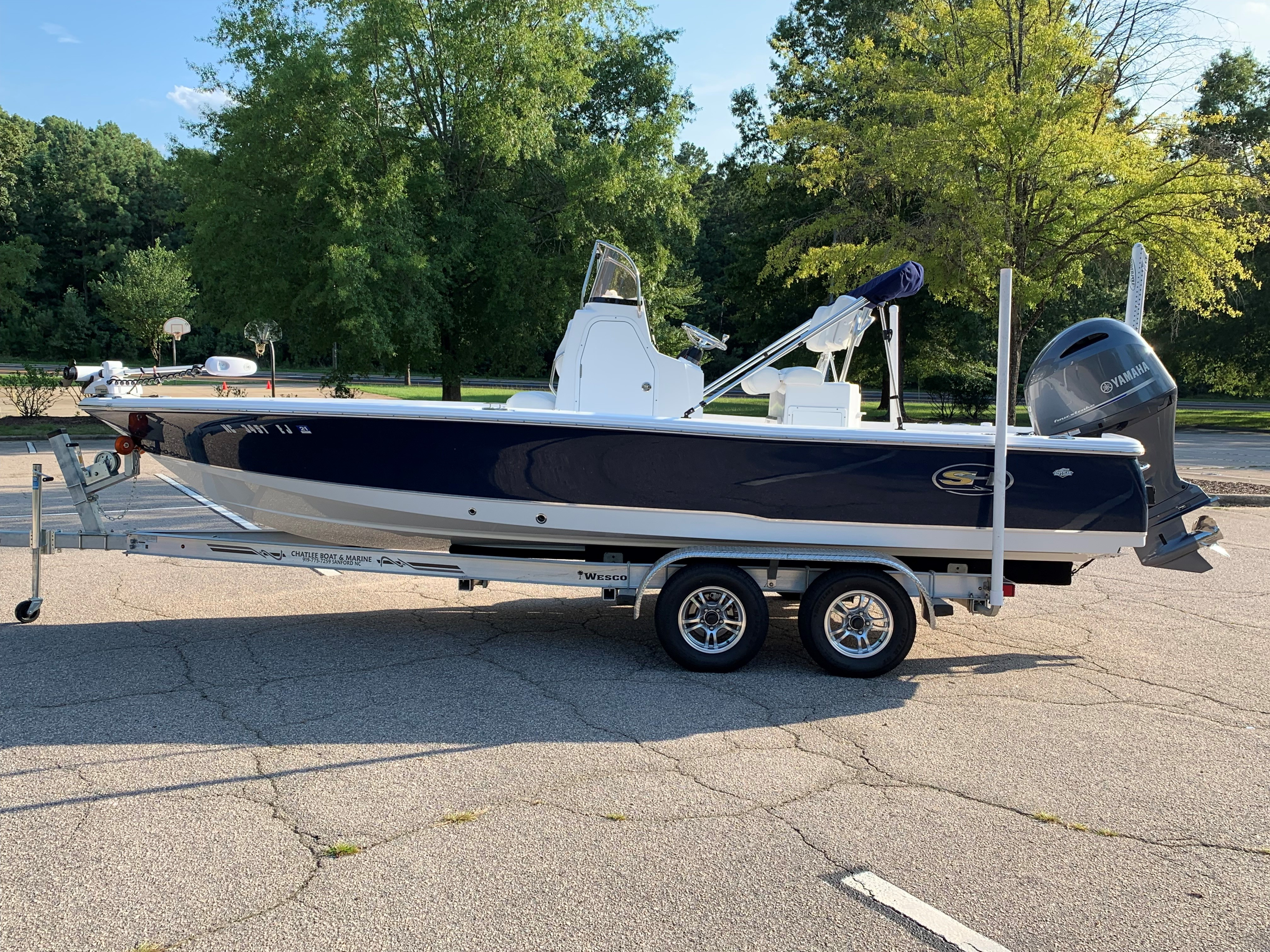 Check out this 2018 SEA HUNT BX 22 BR on Boattrader com