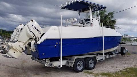 2012 Prokat 2650 Offshore Catamaran