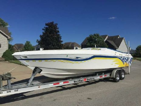 1994 Challenger Boats Viper 28