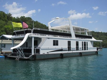 2010 Horizon Yacht 18x75 widebody