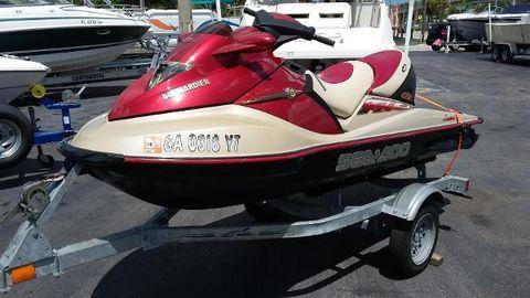 2002 Sea-Doo GTX 4 TEC LIMITED