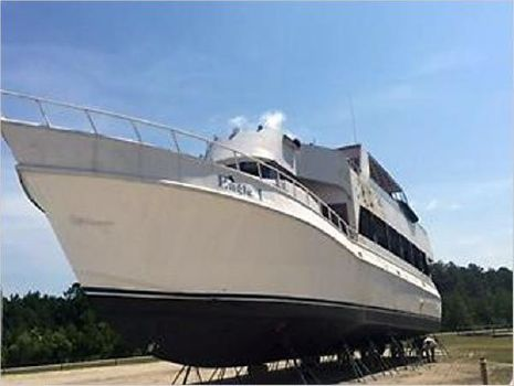 1966 Breaux Baycraft Motor Yacht