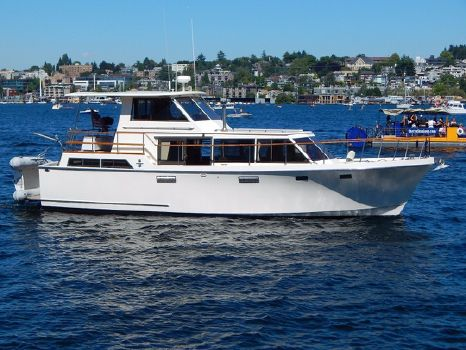 1988 ROUGHWATER 42 Pilothouse