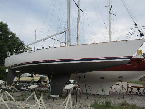 1983 Nelson Marek 45R Starboard side