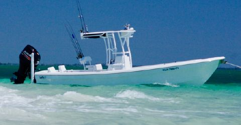 2010 Andros Boatworks Tarpon 26