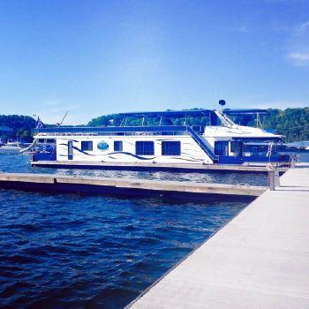 1995 Sumerset Houseboats 16 x 86