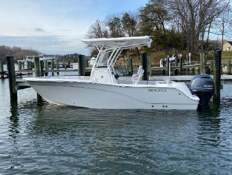 2020 SEA FOX 228 Commander
