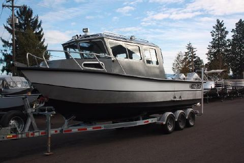 2009 North River 27ft OS