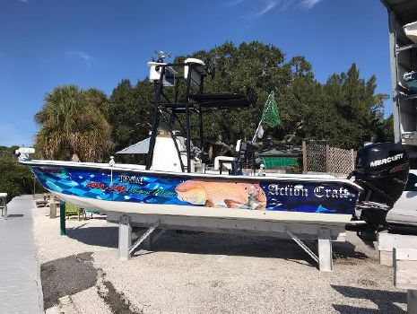 2016 ACTION CRAFT Coastal Bay Ace