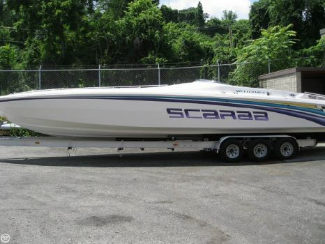 1995 Scarab 38 1995 Scarab 38 for sale in Charleroi, PA