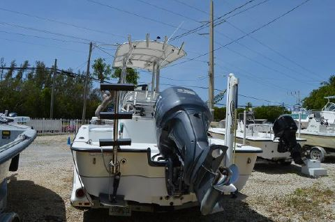 2007 Ranger 2300 Bay Ranger