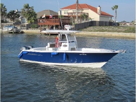 2011 Sea Hunt 27 Gamefish