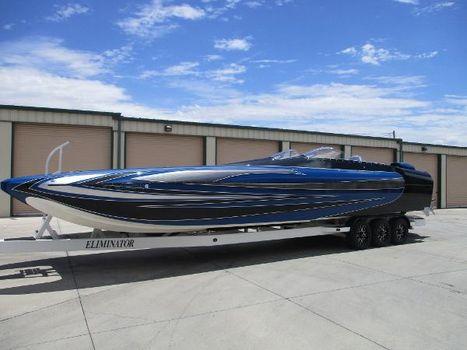 2002 Eliminator Boats 36 Daytona
