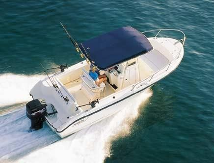 2002 Boston Whaler 230 Outrage Manufacturer Provided Image: 230 Outrage
