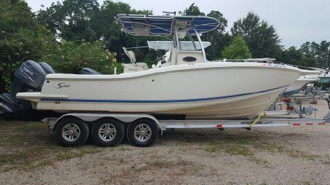 2002 Scout Boat Company 28 CC