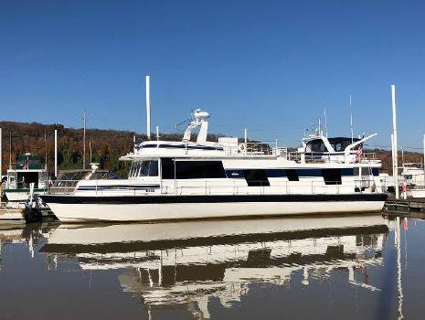 1990 Pluckebaum 67' Caostal Yacht