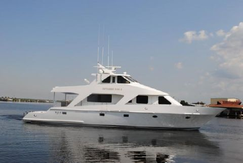 2002 Breaux Bay Craft Custom Profile