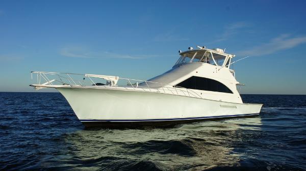 1999 Ocean Yachts 60 Super Sport