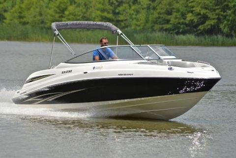 2009 Yamaha Sx230 High Output