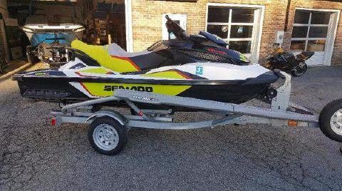 2014 Sea-Doo Pro 215