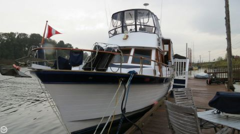 1982 Marine Trader 48 1982 Marine Trader 48 for sale in Longview, WA
