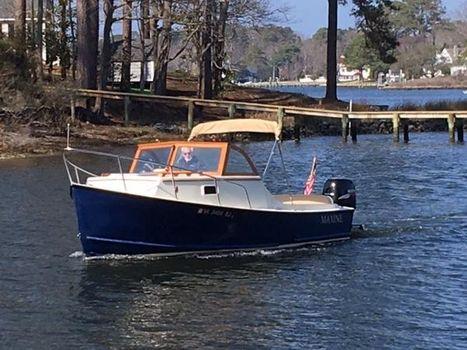2006 Seaway Seafarer 21