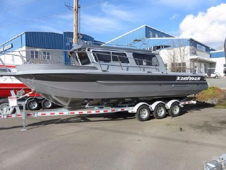 2017 Kingfisher 2825 Offshore