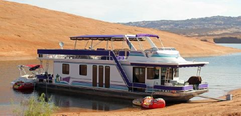 1997 Sumerset Houseboats Multi Owner Houseboat