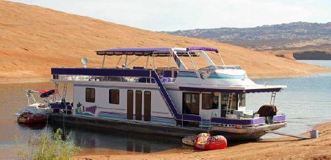 1997 Sumerset Multi Owner Houseboat