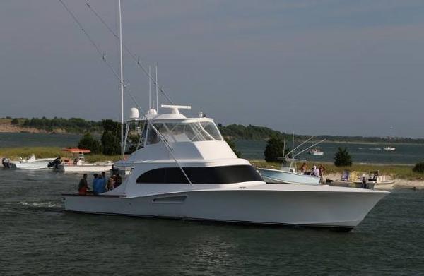 2014 Island Boatworks Sportfish