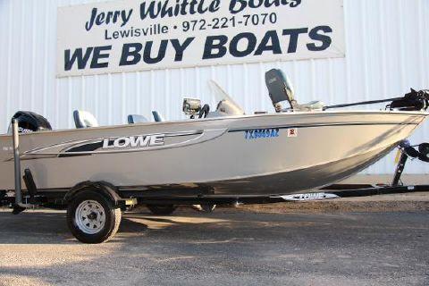 2010 Lowe 165 Fishing Machine