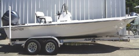 2016 Frontier Boats 2104