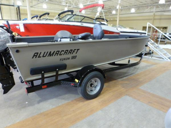 new 2017 alumacraft yukon 180 union springs ny 13160 rh boattrader com 1985 Alumacraft Maverick 1986 Alumacraft Maverick