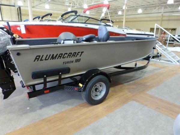 new 2017 alumacraft yukon 180 union springs ny 13160 rh boattrader com