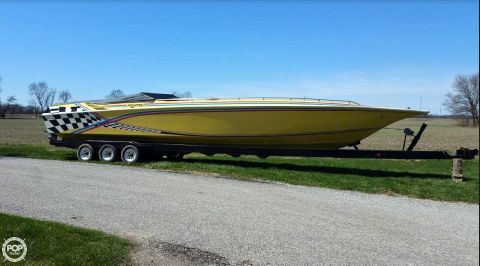 1988 Fountain 12 M Sport Boat 1988 Fountain 12 M Sport Boat for sale in Monticello, IN