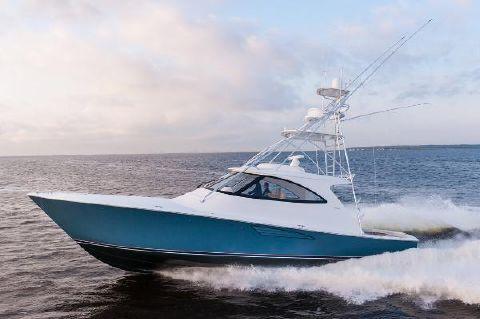 2018 Viking 52 SC Profile