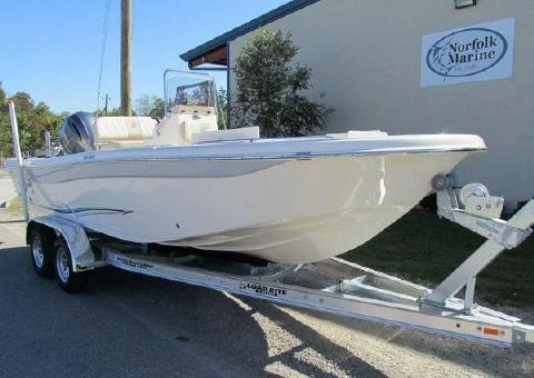 2017 Carolina Skiff 21 Ultra Elite