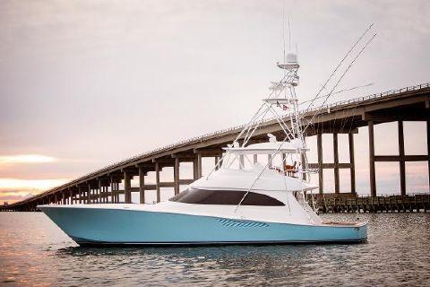2013 Viking Yachts 66 Convertible