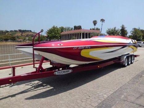2005 Eliminator Boats 33 Daytona