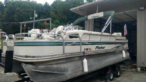 2006 Fisher 220 Freedom Deluxe