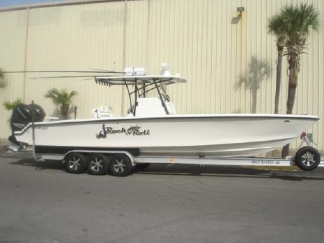 2005 SEA HUNTER 35