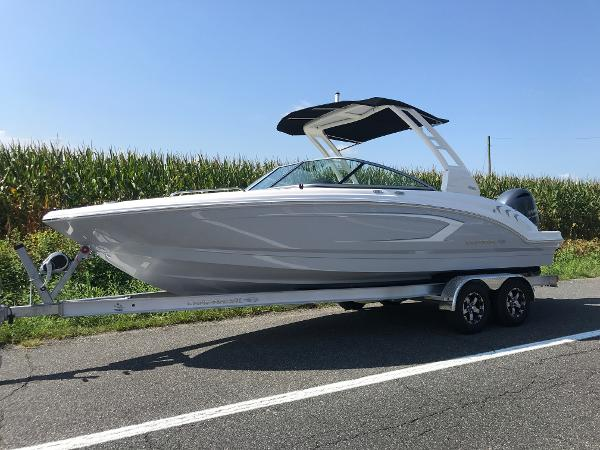 New 2020 Chaparral 23 SSI Sport Outboard, Galena, Md - 21635