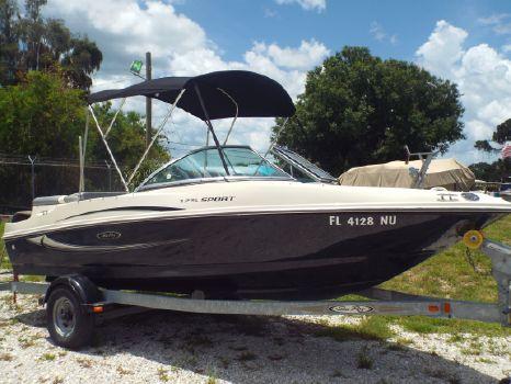 2008 Sea Ray 172 Bowrider
