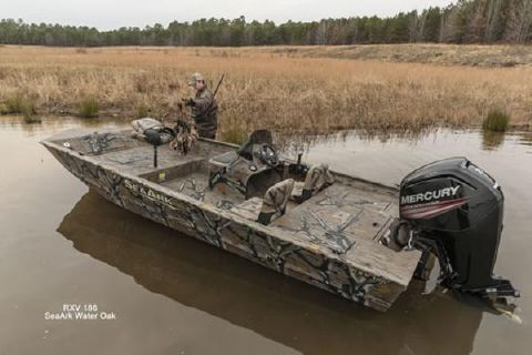 2016 Seaark RXV 186