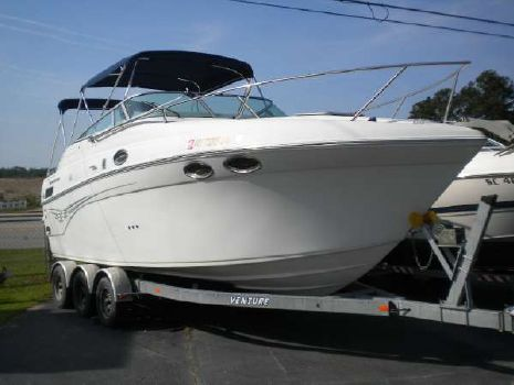 2003 Crownline 262 Cruiser