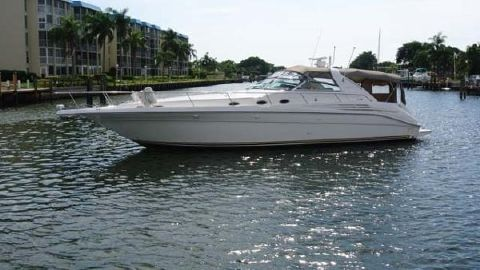 1996 Sea Ray 45 Sundancer