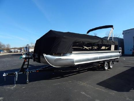 2016 Bentley Pontoons Elite 253 Cruise