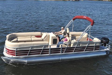 2016 Bentley Pontoons 250