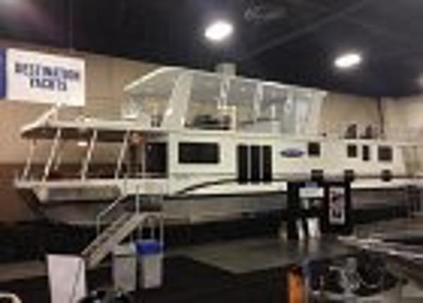 2013 DESTINATION YACHTS 75 x 16 1/18 Multi-Ownership Houseboat