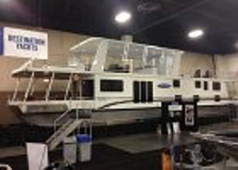 2013 DESTINATION YACHTS 75 x 16 1/18 Multi-Ownership Houseboat